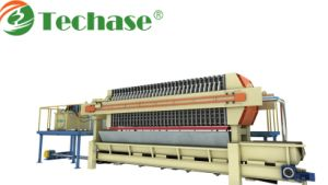 (11.7) Filter Press for Sludge Dewatering & Waste Water Treatment pictures & photos