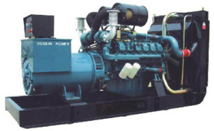 Doosan Diesel Generator Set with High Stability pictures & photos
