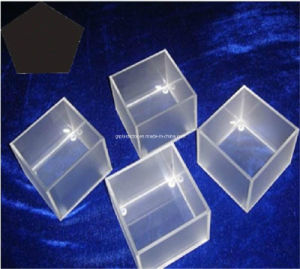 OEM Acrylic Display Box Card Holder