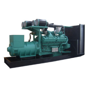 Large Cummins Diesel Engine Generator Set pictures & photos
