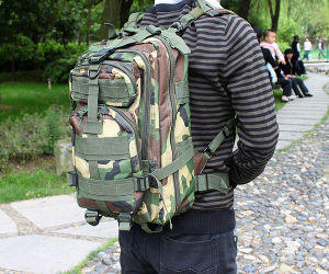 Airsoft 30L Us Army 3p Best Military Backpack pictures & photos