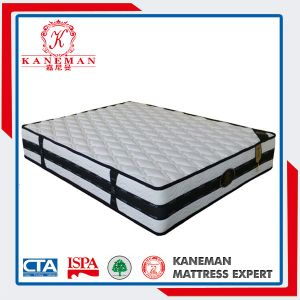 Hot Sale Continuous Spring Mattress Cheap Compressed Mattress pictures & photos
