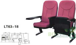 Conference Hall Chair with Tablet (LT63-18)