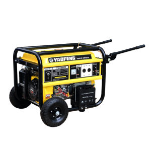 6000 Watts Portable Power Gasoline Generator with EPA, Carb, CE, Soncap Certificate (YFGC7500E2) pictures & photos