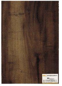 Antique Oak Wood Grain Melamine Paper pictures & photos