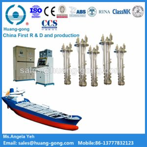 Hydraulic Deep Well Cargo Pump System for Oil Tanker pictures & photos