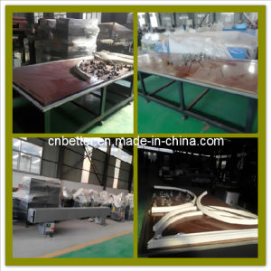 PVC Profile Bending Machine of Window Machine pictures & photos