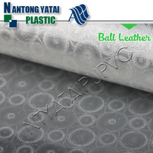 PU Leather for Sports Ball pictures & photos