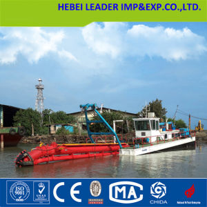 8 Inch 10inch 15inch River Sand Sucking Dredger Machine (LDCSD200) pictures & photos