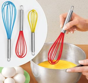 Silicone Egg Whisk (AI-K519)