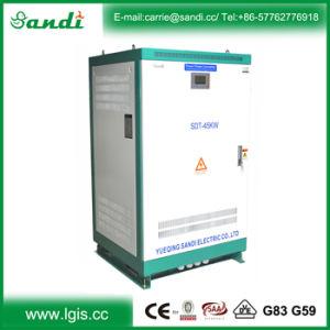 50kVA Input 240V 1 Phase 60Hz Output 208 or 220 or 240V 3 Phase 60Hz Converter