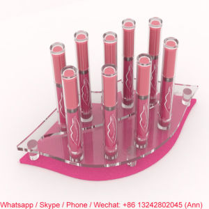 Hot Sale Eco-Friendly Perspex Lipstick Display Holder pictures & photos