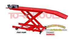 Motorcycle Lift Table (TRE64007) pictures & photos