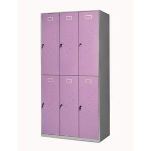 Campus Steel Storage Closet Cabinet pictures & photos