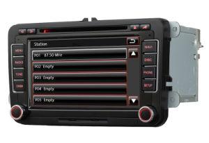 "6.5"" Car DVD Navigation Player for Vw Golf V (RNS510) Fabia/Superb/Octavia with Can-Bus /DVD/Bt/GPS/DVBT/Tmc/OPS/Ipas/Dual AC/iPhone/iPod/Radio/RDS Functi"