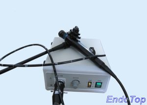 Veterinary Fiber Video Gastroscope with Screen pictures & photos