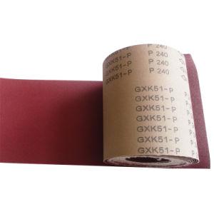 Abrasive Cloth Roll Gxk51-P for Sanding Belts