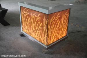 Color 7 Coffee Shop Counter Design Restaurant Bar Counters pictures & photos