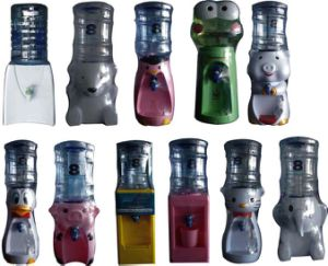Plastic Mini Water Dispenser (JND-001) pictures & photos