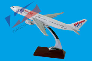 Customized Plane Model Airplane Model Aicraft Model A330 Scale Plane Model pictures & photos