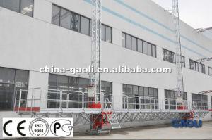 Gaoli Twin Mast Climbing Work Platform pictures & photos