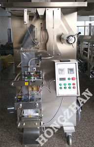Automatic Liquid Packing Machine for Juice Pouch and Sachet Plastic Bag pictures & photos