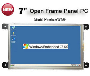 7 Inch Open Frame Panel PC pictures & photos