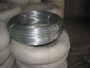 Building Material Galvanized Iron Wire/22 Gauge Galvanized Binding Wire for Construction pictures & photos