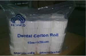 Dental Material of Disposables Cotton Roll pictures & photos