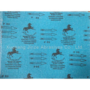 Horse Brand Flexible Aluminium Oxide Coated Abrasive Cloth Sheet/Roll