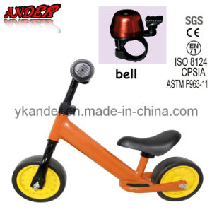 Original Manufacturer Baby Training Bicycle Learn to Walk /Tiny Bike with Bell (Accept OEM service)