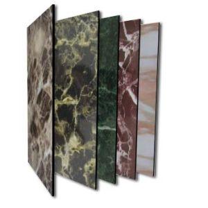 Marble Design Aluminum Composite Panel (ALK-C101) pictures & photos