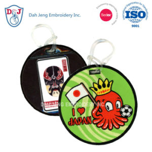 Embroidered Luggage Tags / Card Holders pictures & photos