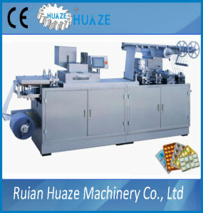 Plastic Aluminum Blister Packing Machine (HZPZ-250) pictures & photos