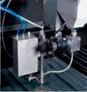 CNC Water Jet---Automatic Butted-Knife Collision Avoidance System pictures & photos