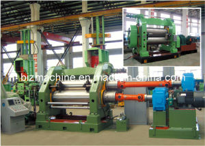 Two Roll Calender Machine (XY-2I 1120A(360x1120)) pictures & photos
