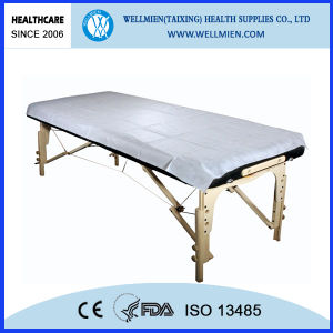 Nonwoven Medical Bed Sheets pictures & photos