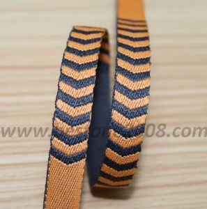 High Quality Polyster Jacquard Webbing for Bag #1401-20 pictures & photos