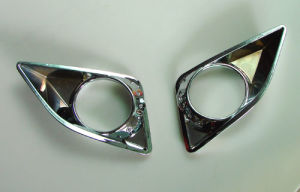 Toyota Accessories: Fog Light Cover for Corolla 2008 series