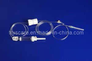 Dial Flow Regulator Infusion Set Nttc-M-009 pictures & photos