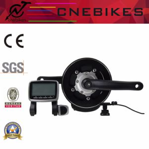 High Torque 36V MID Geared Motor Electric Bike Kit with Display pictures & photos