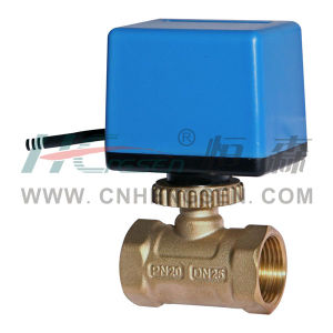 Experienced OEM Manufacturer of Motorized Ball Valve pictures & photos