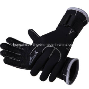 Neoprene Gloves for Diving (HX-G0033) pictures & photos