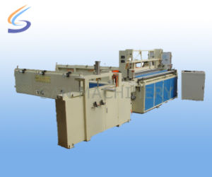 Toilet Tissue Paper Perforating and Rewinding Machine pictures & photos