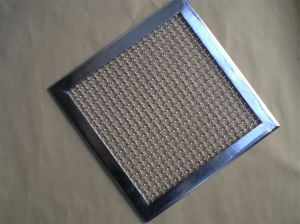 Stainless Steel Crimped Wire Mesh for Architectural and Decorative Purposes