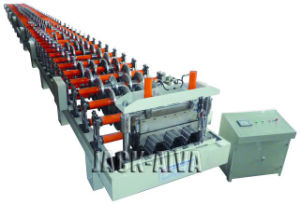 Steel Structure Floor / Deck Forming Machine