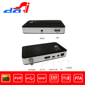 Cheap and Small Size Q Sat Q16c HD Satellite Receiver