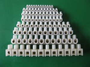30AMP Nylon Terminal Block with CE Certificate (Strip Connector) pictures & photos