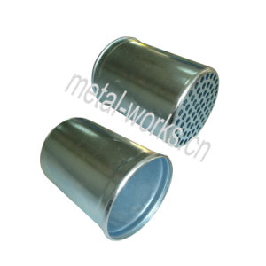 High Precision Perforated Steel Housing pictures & photos