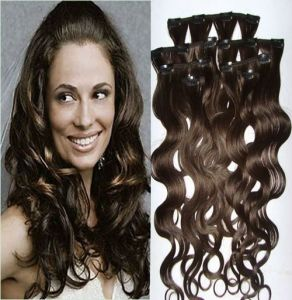 Indian Hair Extensions Remy 47
